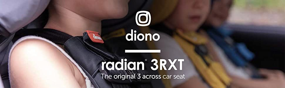 Amazon Com Diono Radian 3rxt All In One Convertible Car Seat For