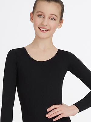 ce59f4df930e Amazon.com  Capezio Long Sleeve Leotard - Girls  Clothing