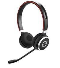 Jabra Evolve 65 Wireless Stereo On Ear Headset Elektronik