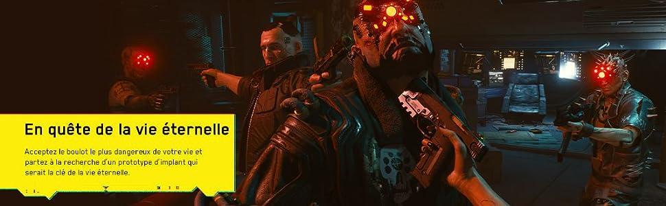 Cyberpunk 2077 Jeux vidéo