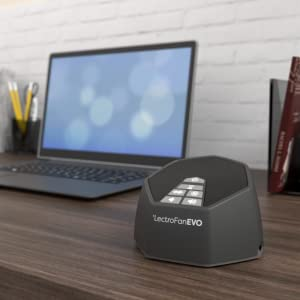 LectroFan EVO, work, speech privacy, focus