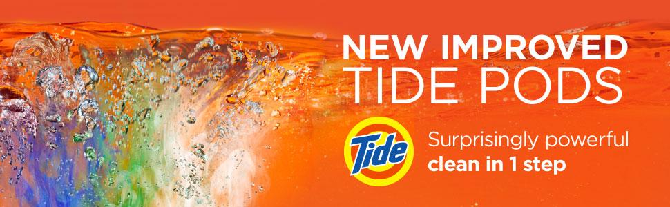 New improved Tide Pods