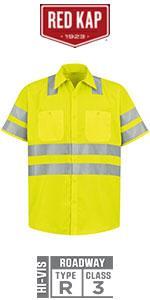 af00ab706 SS Safety Shirt · LS Safety Shirt · SS Ripstop Work Shirt · LS Ripstop Work  Shirt · LS Workshirt · SS Industrial Workshirt