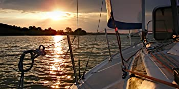 UM435 Uniden sailboat marine radio lifestyle