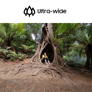 Ultra wide angle lens photo photography