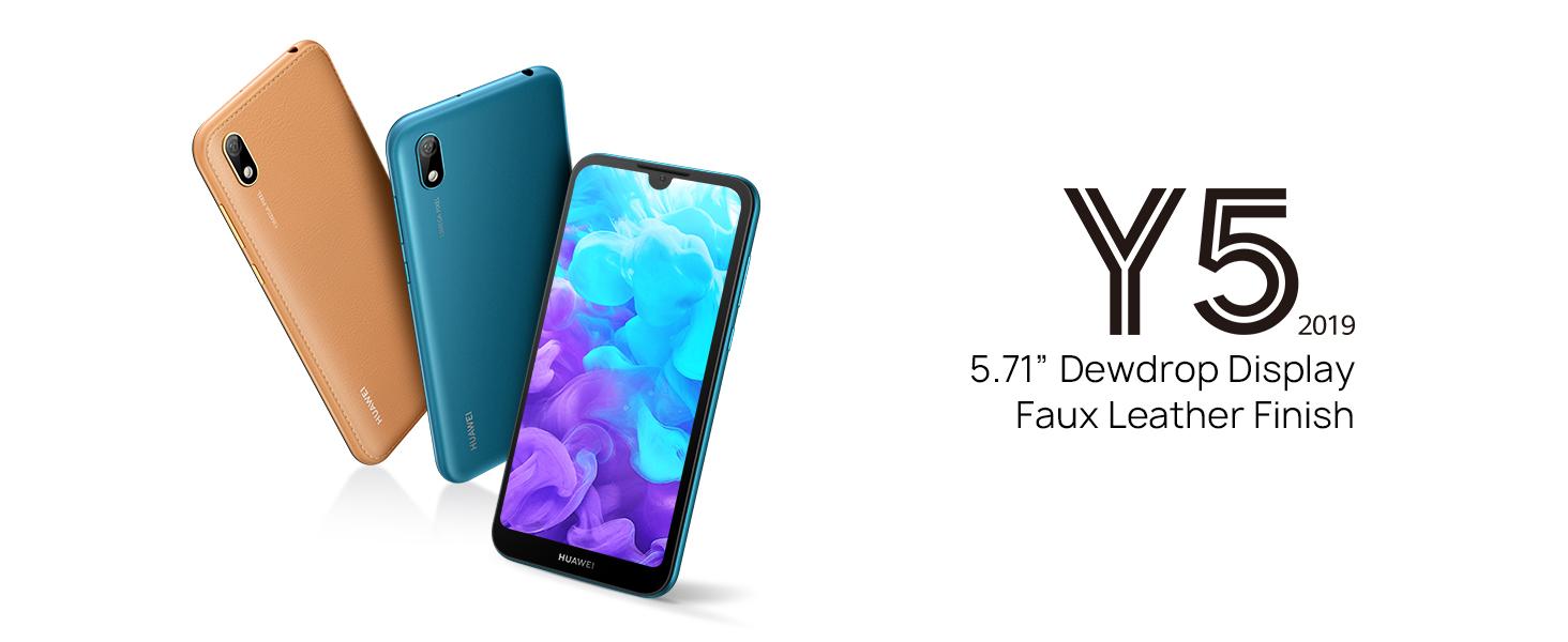 """Huawei Y5 2019, Smartphone de 5.71"""" (RAM de 2 GB, Memoria"""