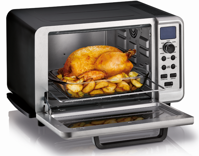 Krups Ok505851 6 Slice Convection Countertop Toaster Oven