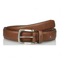 tommy hilfiger casual mens leather belt