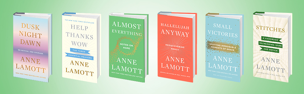 Anne Lamott, Almost Everything