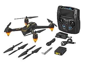 Revell Control RC GPS Quadrocopter mit FPV Full HD-Kamera