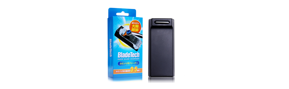 BladeTechカミソリ刃クリーナー