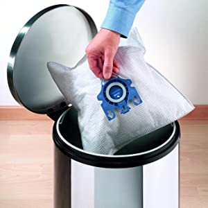 dust bags, disposable dust bags,