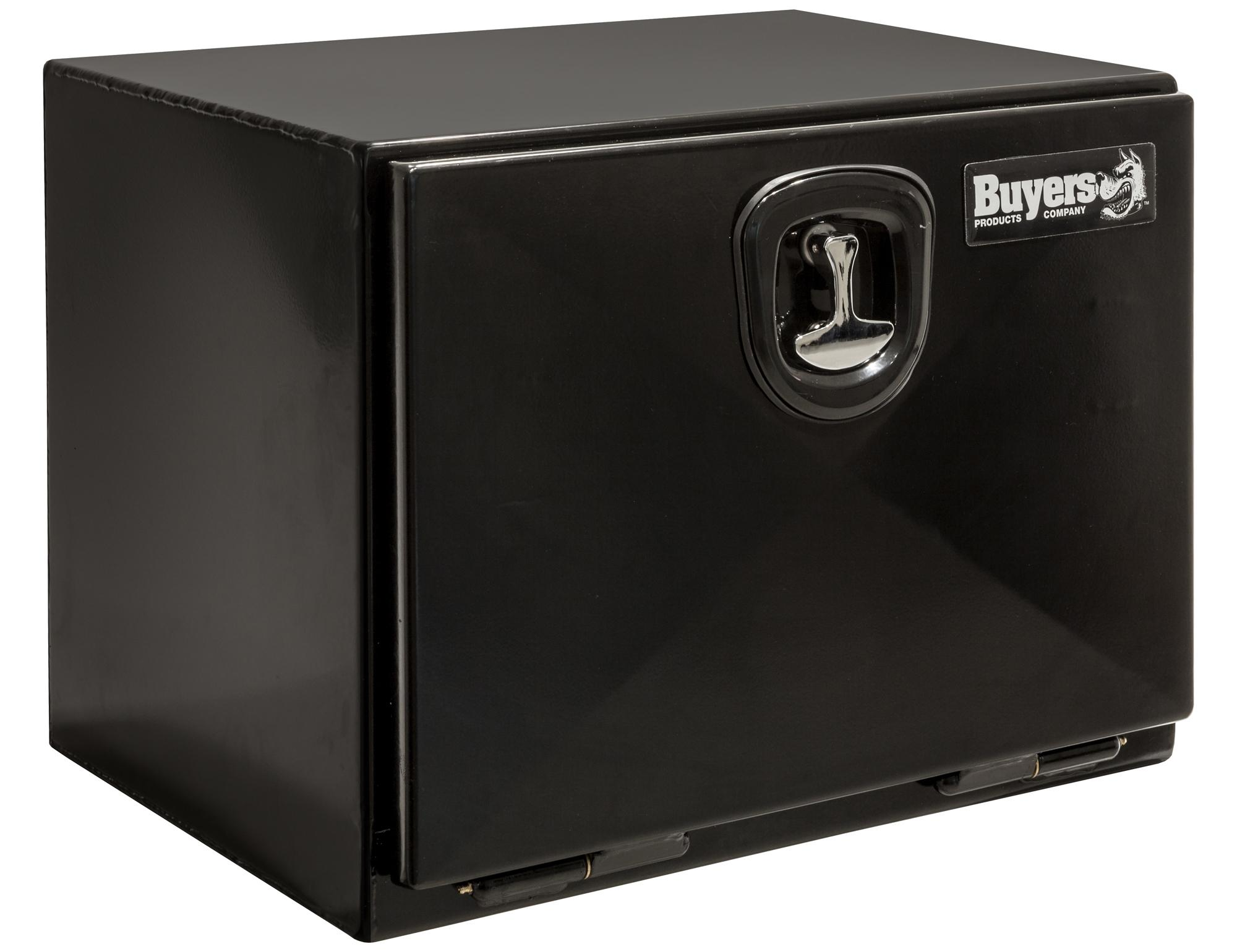 Buyers Products 1702900 Toolbox 18X18X24, SST T-HDL, Primed Powder