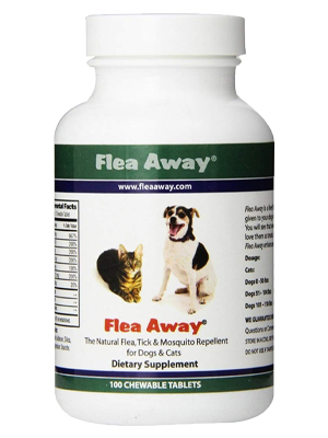BEST Flea repellent