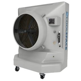 cs6-36-vd portable evaporative cooler swamp cooler