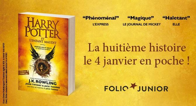 Amazon Fr Harry Potter Et L Enfant Maudit Parties Une Et
