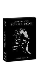 Cofanetto Sergio Leone Blu-Ray