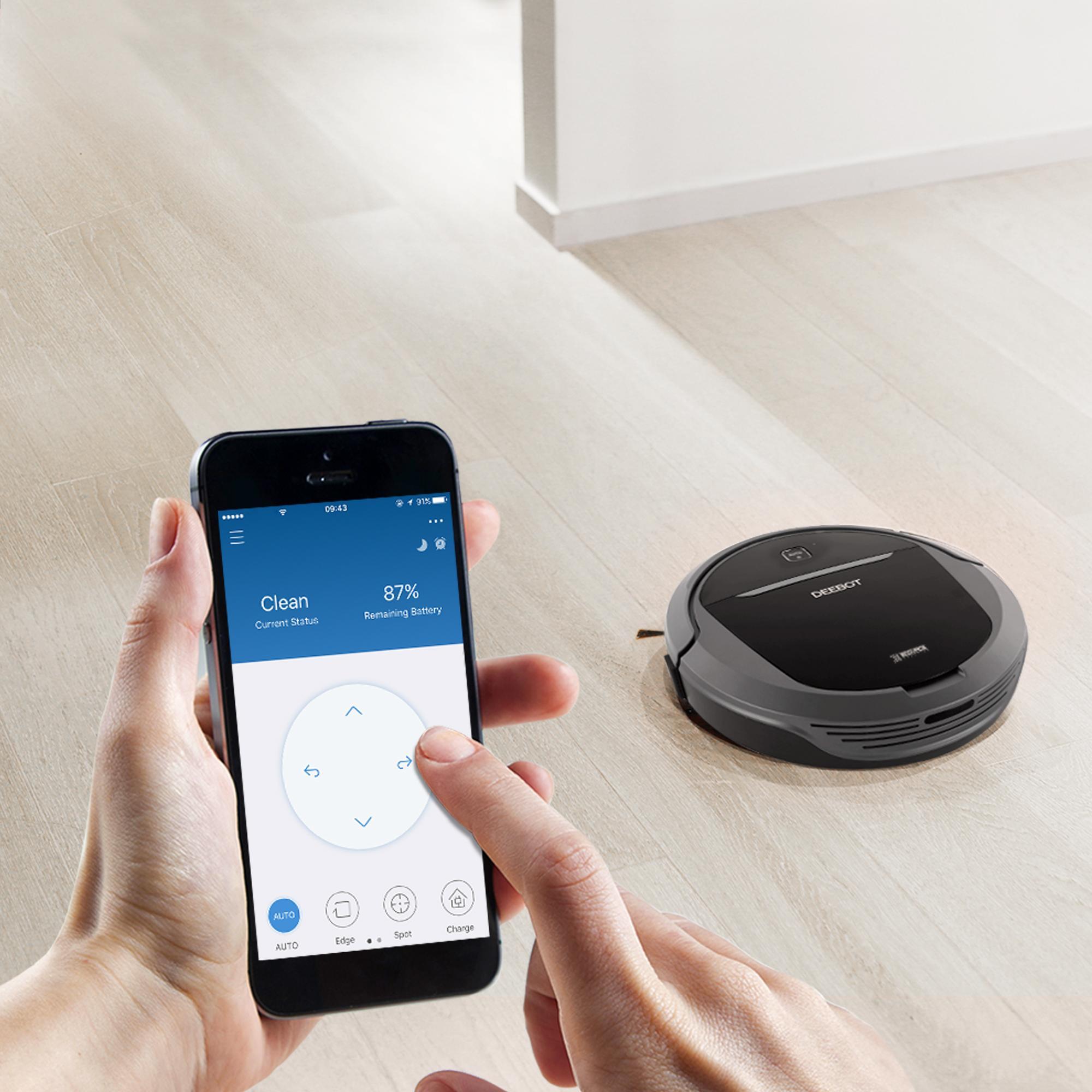 Amazon Com Ecovacs Deebot M81pro Robotic Vacuum Cleaner