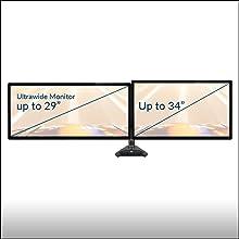 VESA, LCD size and capacity