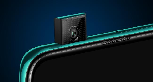 auto pop up camera, pop up camera, y9 prime 2019, y9 prime