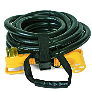 rv extension cord; electric car extension cord; 50 amp rv extension cord; 50 amp electric car cord