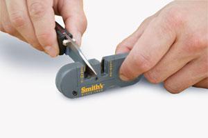 1b13170d 55f8 4f63 ac07 1c27e2bbe87f. SL300   - Smith's PP1 Pocket Pal Multifunction Sharpener, Grey