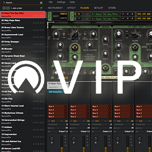 Welcome to The World of VIP Music Software