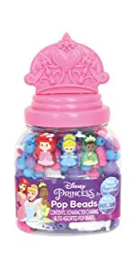Princess Pop Beads