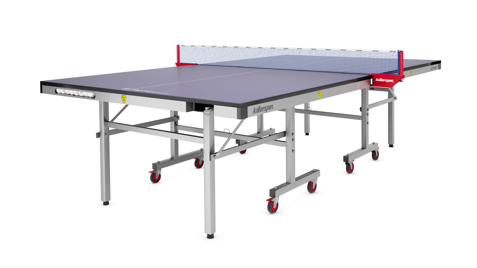 how to make a ping pong table