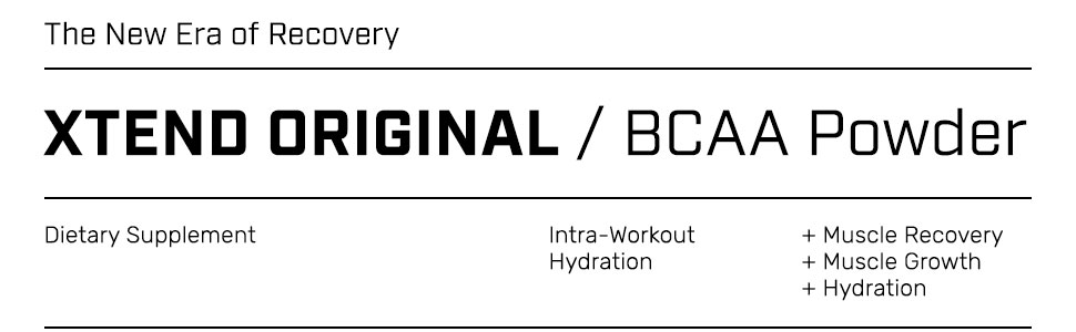 XTEND Original BCAA Powder