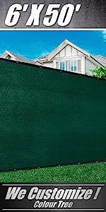 colourtree fence privacy screen windscreen