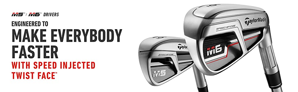 Amazon.com: TaylorMade Golf M6 - Plancha: Sports & Outdoors