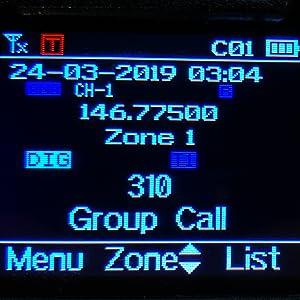 BTECH DMR-6X2 (DMR and Analog) 7-Watt Dual Band Two-Way