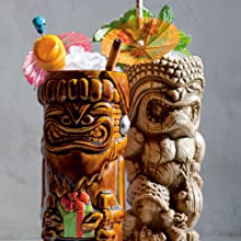 tiki;cocktails;easy cocktails;batch cocktails;home bar;entertaining;bartending;mixology;hostess gift