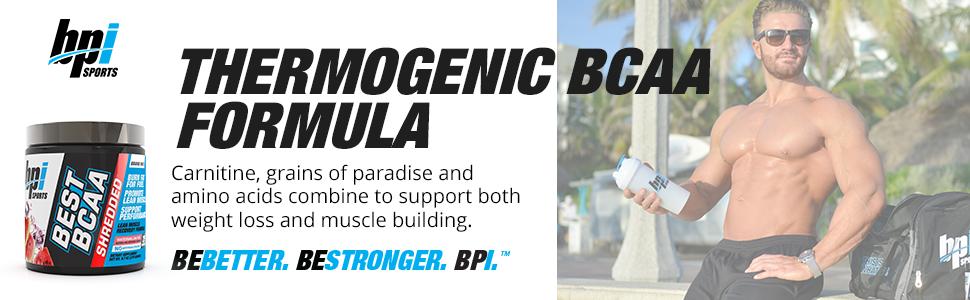 thermogenic bcaa