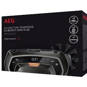 AEG ARK2 Performance Kit Cepillo Principal, Negro: Amazon.es: Hogar
