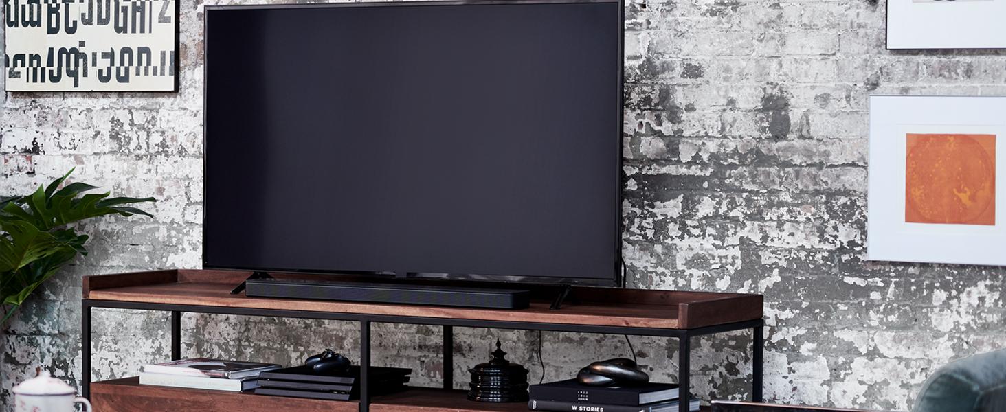 Bose - Barra de sonido 500, con Alexa integrada, Bluetooth y Wifi negro: Amazon.es: Electrónica