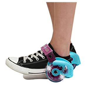 Amazon Com Playwheels Trolls Heel Wheel Skates Toys Amp Games