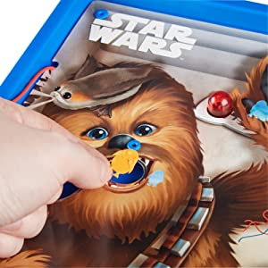 hasbro gaming, operation, chewbacca operation