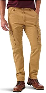 Wrangler Authentics Regular Tapered Cargo Pant