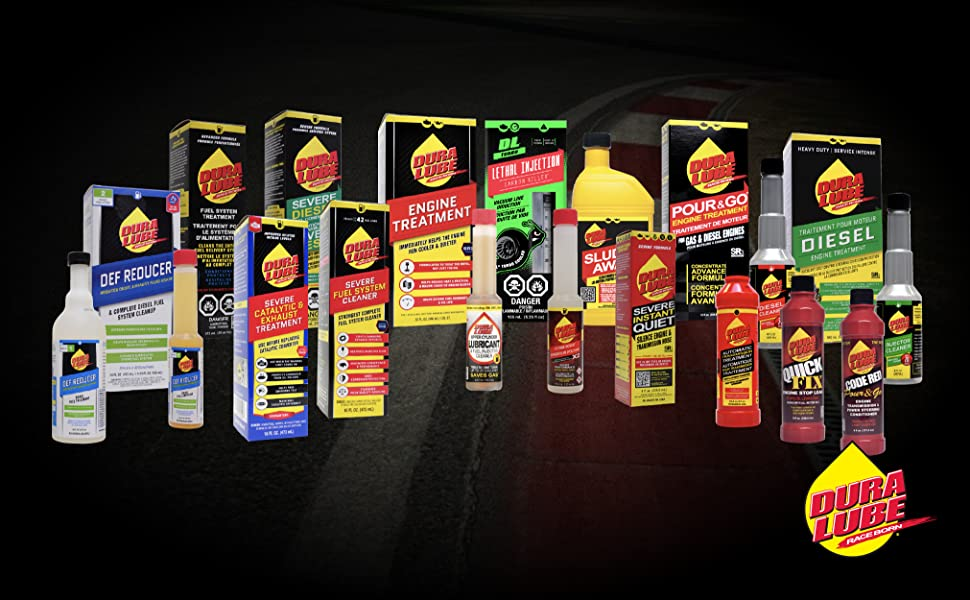 Dura Lube products
