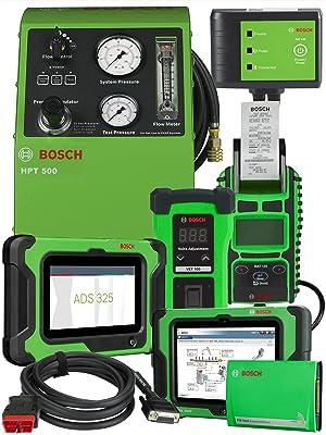 Bosch Diagnostics Smoke Analyzer meter scope scan ADS 325 625 Battery Tester