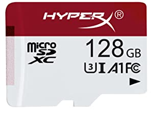 HyperX Gaming microSD Card for Ninento Switch