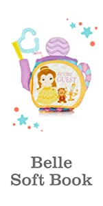 Disney Belle soft book