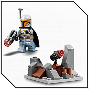 LEGO Star Wars Mandalorian Battle Pack #75267 NEW!