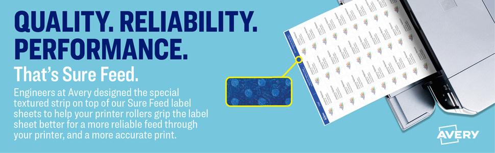 Quality. Reliability. Performance.