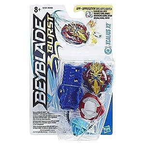 hasbro beyblade burst b9510eu40 lanceur supergrip pour toupies jeux et jouets. Black Bedroom Furniture Sets. Home Design Ideas