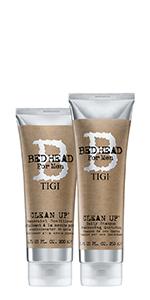 TIGI Bed Head for Men Clean Up Daily Range