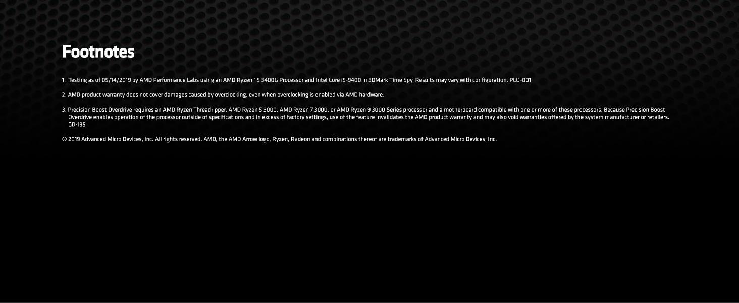 AMD RYZEN 5 3400G 4-Core, 8-Thread Unlocked, 3.7 GHz (4.2 GHz Max Boost) Desktop Processor 14