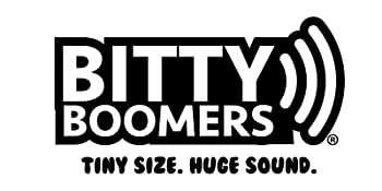 Bitty Boomers, Bluetooth Speaker